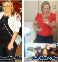 Antes e Depois 3 meses