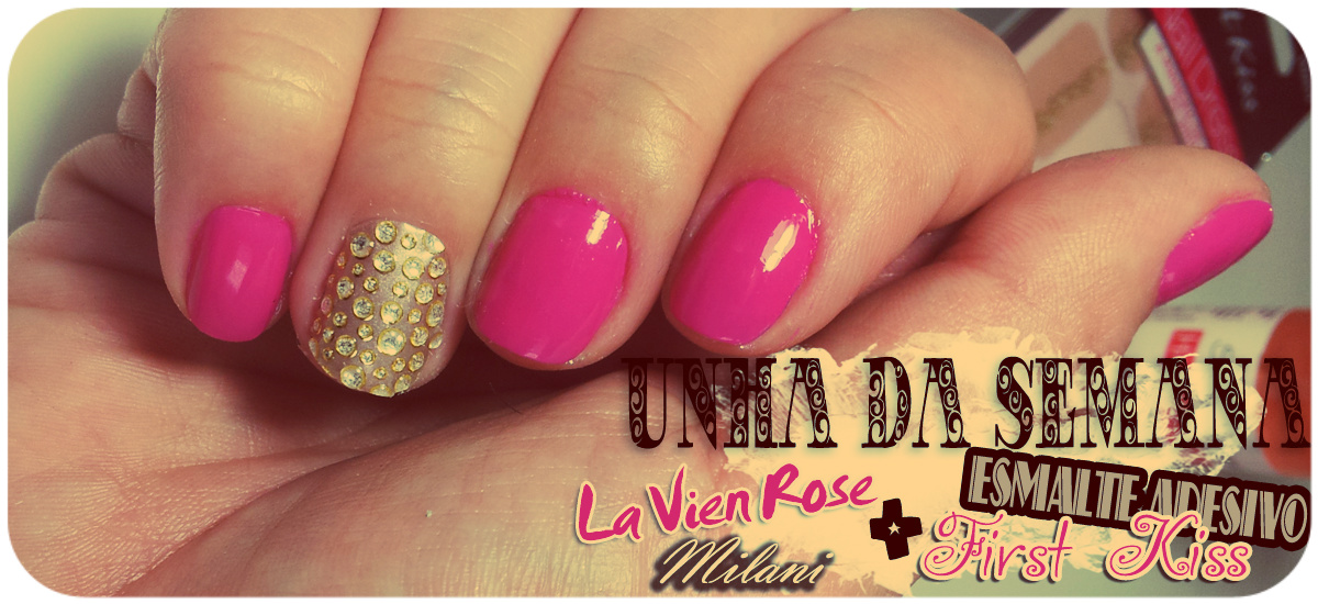 Oficina De Artesanato Na Escola ~ La Vien Rose + Esmalte Adesivo #OutubroRosa #PinkMe Andreza Goulart!