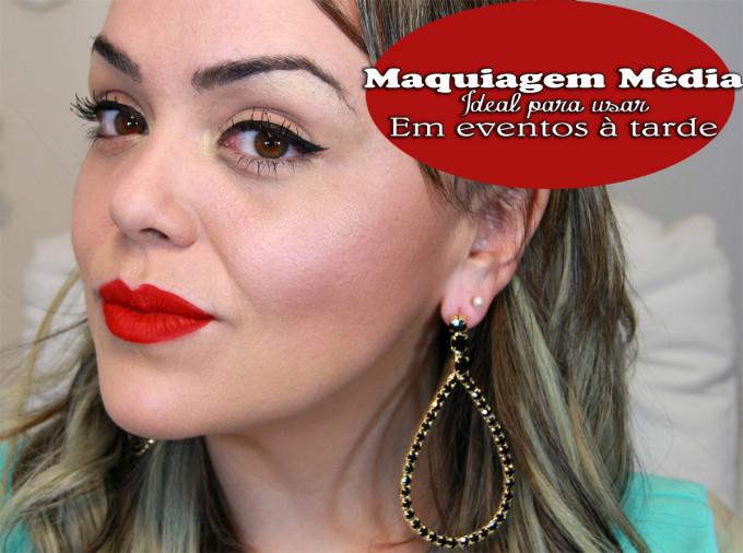 Maquiagem Média