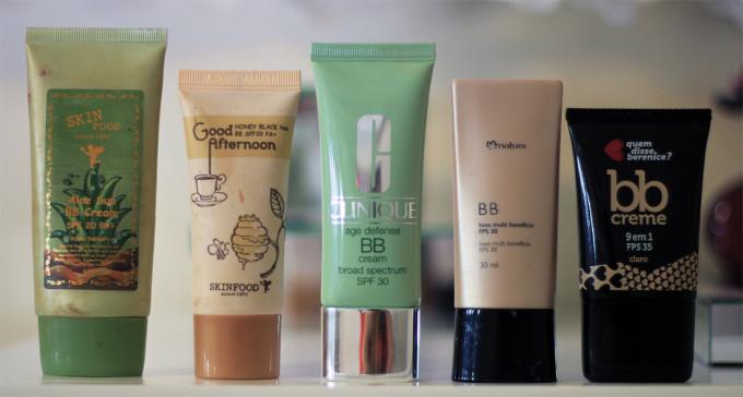 BB Cream Produtos