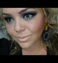 Adele -Someone Like You, Makeup Tutorial Inspired