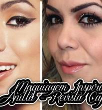 Anitta – Maquiagem Capa da Capricho #Tutorial