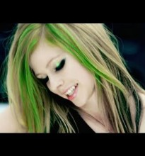 Avril Lavigne Smile _ Tutorial Makeup
