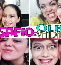 Desafio: Olhos Vendados com Júlia Silva