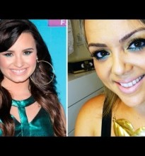Maquiagem Inspirada em Demi Lovato Final do The X Factor #Tutorial #LookDoDia