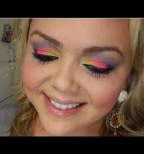 Maquiagem Inspirada em Lívia Andrade –  Teleton