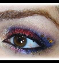 Maquiagem Inspirada – Mulher Maravilha