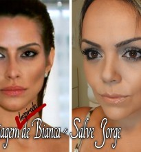 Maquiagem Inspirada na Bianca – Salve Jorge
