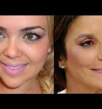 Maquiagem Inspirada na Ivete Sangalo.