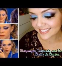 Maquiagem Inspirada nas Empreguetes #CheiasDeCharme