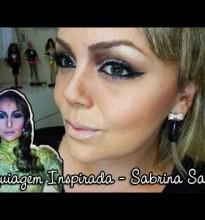 Maquiagem Inspirada – Sabrina Sato