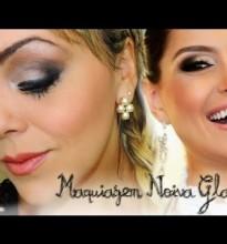 Maquiagem Noiva Glam… Afinal, mês de Maio já está chegando #Tutorial