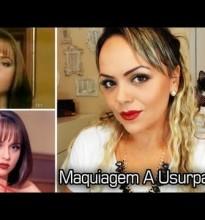 Maquiagem Paola Bracho – A Usurpadora