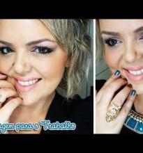 Maquiagem para o Trabalho, Entrevista ou Reunião de Negócios