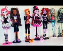 Minhas Monster High #Coleção