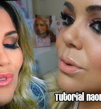 """Naomi """"Humana"""", MakeUp Tutorial"""
