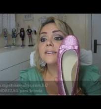 Sapatilhas da Louca por Sapatos e Makes + Sorteio