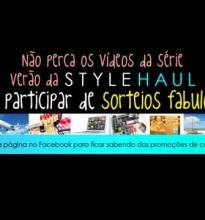 Sorteio Style Haul Mundo & SIGMA. 2 Ganhadoras!