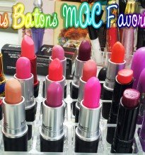 Batom Ruby Woo – MAC