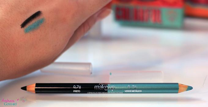 Coleção Colorful Panvel Lápis Duo