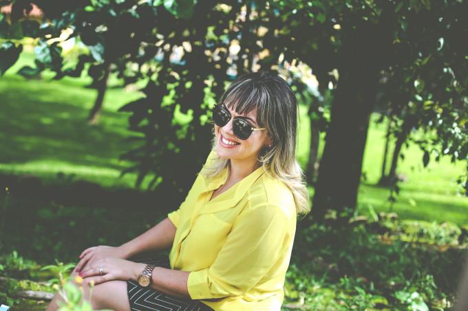 Camisa Amarela 5