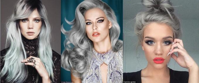 Granny Hair 2