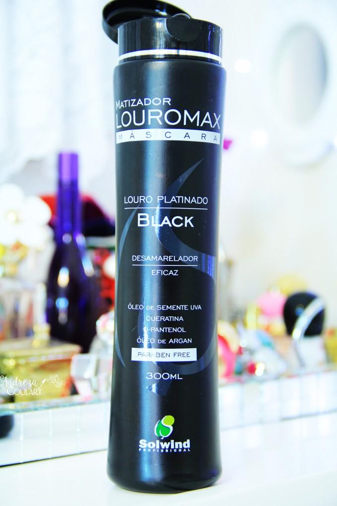 Louro Platinado Black