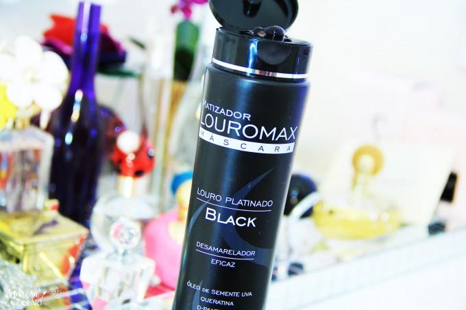 louromax Louro platinado black