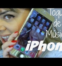 Toque de Música no iPhone usando o App