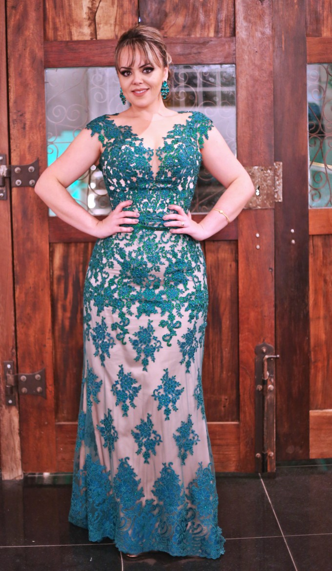 Vestido Madrinha 2