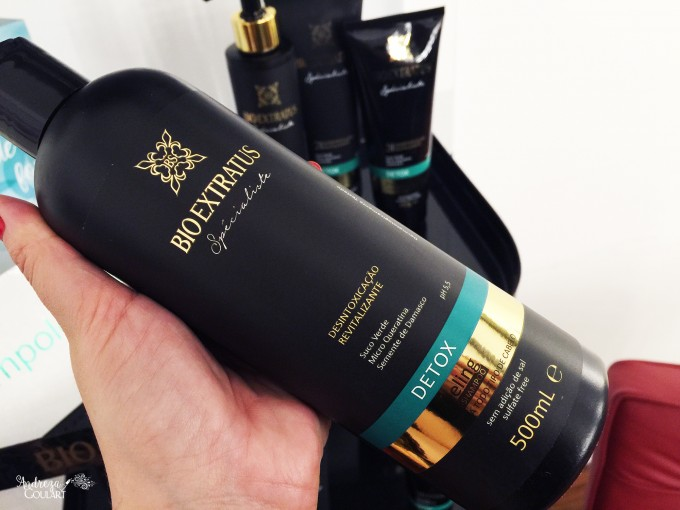 Shampoo Detox Bio Extratus
