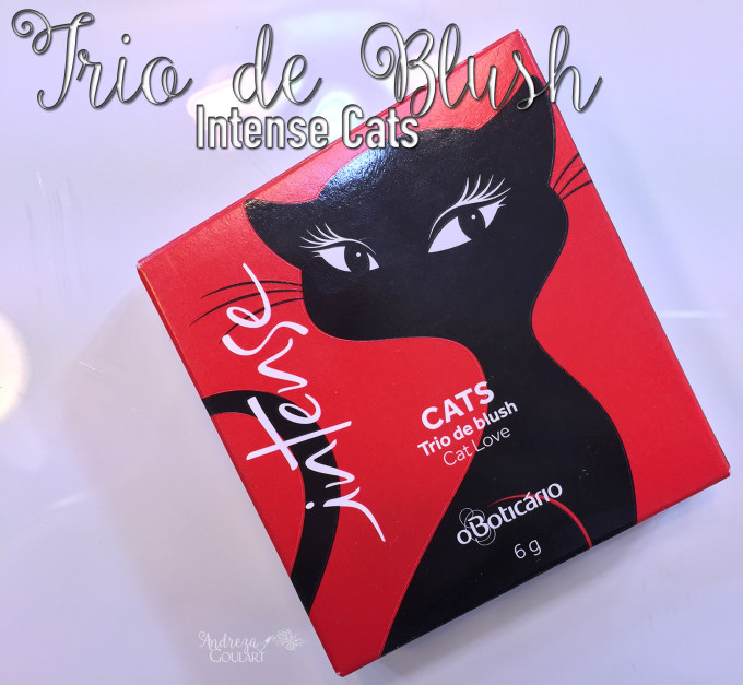 trio Blush Intense Cats