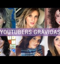 Youtubers Grávidas por Just Lia