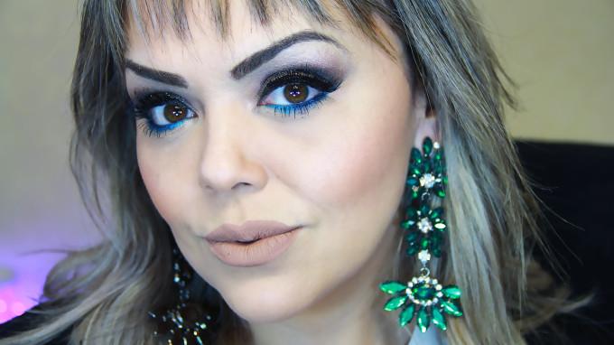 Makeup Brilho e Cor