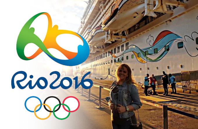 Eu Nas Olimpiadas