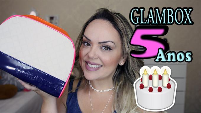 Glambox 5 anos