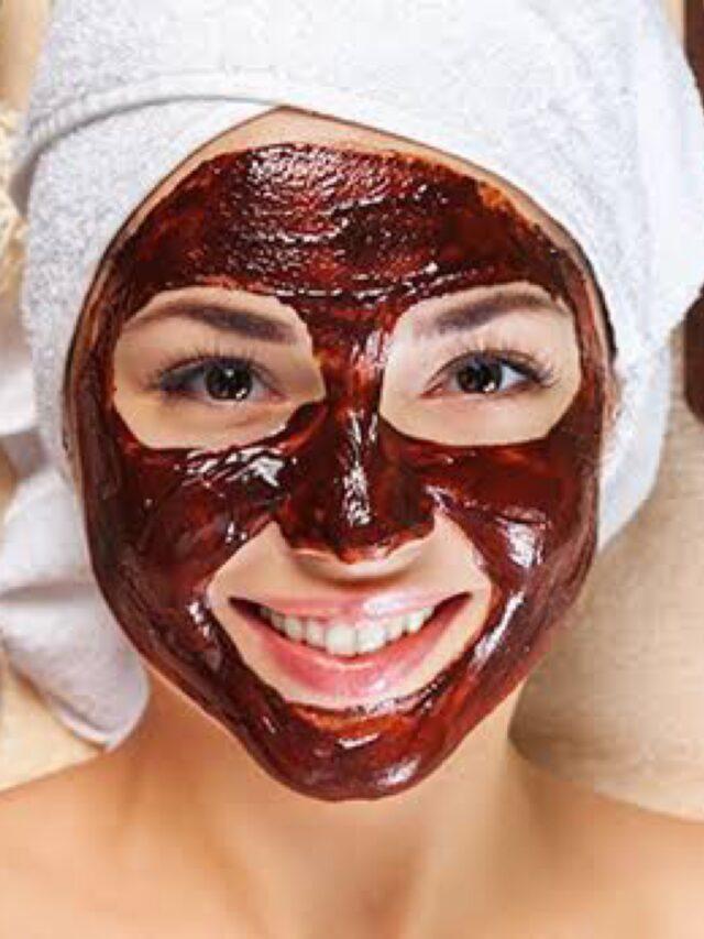 Máscara de Argila Vermelha